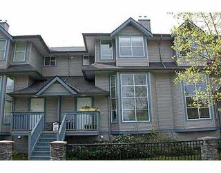 Main Photo: 46 19034 MCMYN RD in Pitt Meadows: Mid Meadows Townhouse for sale : MLS®# V565159