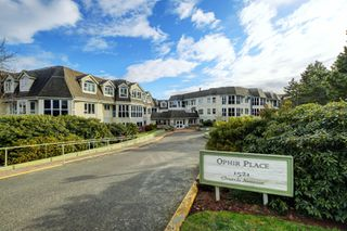 Photo 1: 405 1521 Church Avenue in VICTORIA: SE Cedar Hill Condo Apartment for sale (Saanich East)  : MLS®# 414443