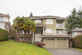 "Main Photo: 2579 CAMBERLEY Court in Coquitlam: Coquitlam East House for sale in ""DARTMOOR/RIVER HEIGHTS"" : MLS®# R2429739"