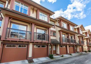 "Photo 1: 17 19478 65 Avenue in Surrey: Clayton Townhouse for sale in ""Sunset Grove"" (Cloverdale)  : MLS®# R2447134"