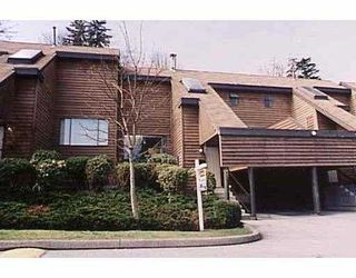 """Photo 1: 429 CARDIFF WY in Port Moody: College Park PM Townhouse for sale in """"EAST HILL"""" : MLS®# V569582"""