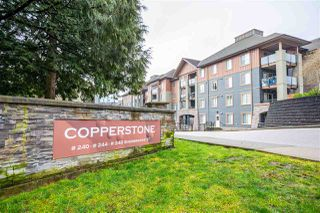 """Photo 1: 1205 248 SHERBROOKE Street in New Westminster: Sapperton Condo for sale in """"COPPERSTONE"""" : MLS®# R2441741"""