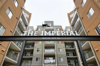 Photo 2: 601 10235 112 Street in Edmonton: Zone 12 Condo for sale : MLS®# E4198064