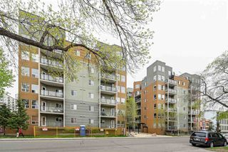 Photo 1: 601 10235 112 Street in Edmonton: Zone 12 Condo for sale : MLS®# E4198064