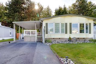 Photo 1: 41 145 KING EDWARD STREET in Coquitlam: Maillardville Manufactured Home for sale : MLS®# R2479544