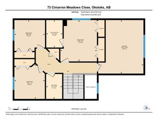 Photo 33: 73 CIMARRON MEADOWS Close: Okotoks Detached for sale : MLS®# A1032152