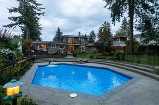 "Main Photo: 11064 64A Avenue in Delta: Sunshine Hills Woods House for sale in ""SUNSHINE HILLS"" (N. Delta)  : MLS®# R2500699"