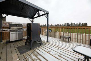 Photo 33: 72 EDGEWATER Terrace N: St. Albert House for sale : MLS®# E4219002