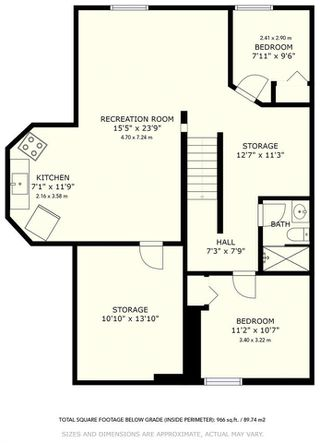 Photo 39: 5008 143 Avenue in Edmonton: Zone 02 House for sale : MLS®# E4224957