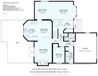 Photo 37: 5008 143 Avenue in Edmonton: Zone 02 House for sale : MLS®# E4224957