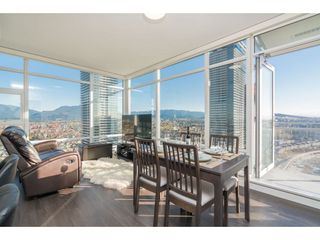 """Photo 3: 2806 4485 SKYLINE Drive in Burnaby: Brentwood Park Condo for sale in """"ALTUS - Solo"""" (Burnaby North)  : MLS®# R2416495"""