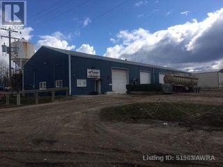 Main Photo: 308 2 AVE in Fox Creek: Industrial for sale : MLS®# AWI51963