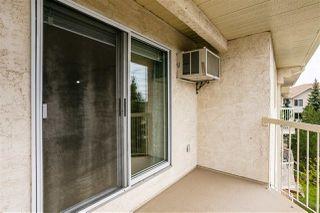 Photo 37: 408 18012 95 Avenue in Edmonton: Zone 20 Condo for sale : MLS®# E4197627