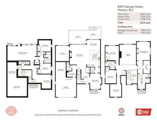 """Photo 40: 8431 GEORGE Street in Mission: Hatzic House for sale in """"Ferncliff Estates"""" : MLS®# R2466227"""