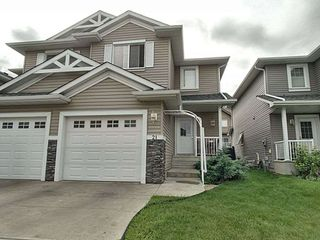 Photo 1: 21 5101 Soleil Boulevard: Beaumont House Half Duplex for sale : MLS®# E4169503