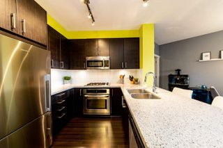 """Photo 3: 226 119 W 22ND Street in North Vancouver: Central Lonsdale Condo for sale in """"Anderson Walk"""" : MLS®# R2405099"""