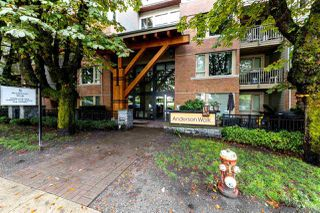 """Photo 1: 226 119 W 22ND Street in North Vancouver: Central Lonsdale Condo for sale in """"Anderson Walk"""" : MLS®# R2405099"""