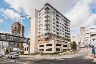 "Photo 18: 608 200 KEARY Street in New Westminster: Sapperton Condo for sale in ""Anvil"" : MLS®# R2408370"