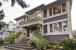 Photo 1: 953 W 15TH Avenue in Vancouver: Fairview VW House 1/2 Duplex for sale (Vancouver West)  : MLS®# R2410098