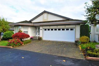 """Main Photo: 16 31445 RIDGEVIEW Drive in Abbotsford: Abbotsford West Townhouse for sale in """"Panorama Ridge Estates"""" : MLS®# R2414141"""