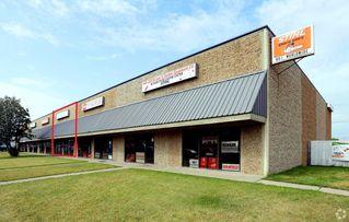 Main Photo: 12860 52 Street in Edmonton: Zone 06 Industrial for lease : MLS®# E4188028