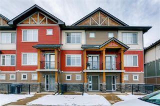 Photo 1: 144 SKYVIEW SPRINGS Manor NE in Calgary: Skyview Ranch Row/Townhouse for sale : MLS®# C4292208