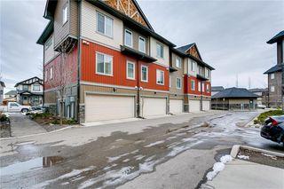 Photo 31: 144 SKYVIEW SPRINGS Manor NE in Calgary: Skyview Ranch Row/Townhouse for sale : MLS®# C4292208