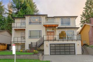 Photo 1: 2326 HURON Drive in Coquitlam: Harbour Chines House for sale : MLS®# R2460965