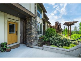 """Photo 2: 7 10550 248 Street in Maple Ridge: Thornhill MR Townhouse for sale in """"The Terraces"""" : MLS®# R2482014"""