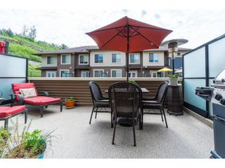 """Photo 28: 7 10550 248 Street in Maple Ridge: Thornhill MR Townhouse for sale in """"The Terraces"""" : MLS®# R2482014"""