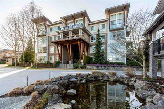 "Main Photo: 218 6628 120 Street in Surrey: West Newton Condo for sale in ""SALUS"" : MLS®# R2488838"