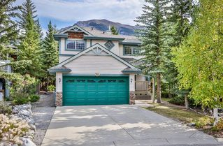 Photo 1: 511 Grotto Road: Canmore Detached for sale : MLS®# A1031497