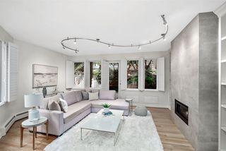 Photo 3: 2245 W 14TH Avenue in Vancouver: Kitsilano 1/2 Duplex for sale (Vancouver West)  : MLS®# R2508108