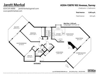 """Photo 14: 204 13870 102 Avenue in Surrey: Whalley Townhouse for sale in """"GLENDALE VILLAGE"""" (North Surrey)  : MLS®# R2394846"""
