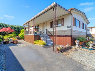 Photo 1: 110 6325 Metral Dr in NANAIMO: Na Pleasant Valley Manufactured Home for sale (Nanaimo)  : MLS®# 822356