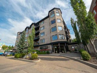 Photo 1: 404 30 ST JOSEPH Street: St. Albert Condo for sale : MLS®# E4171477