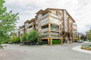 "Main Photo: 206 8258 207A Street in Langley: Willoughby Heights Condo for sale in ""Yorkson Creek"" : MLS®# R2405298"