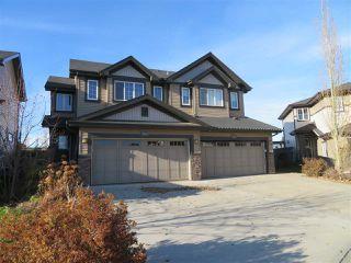 Main Photo: 3863 GALLINGER Loop in Edmonton: Zone 58 House Half Duplex for sale : MLS®# E4177910