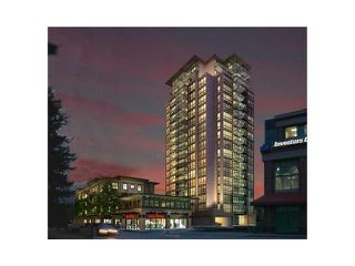 Main Photo: 602-2959 Glen Drive in Coquitlam: North Coquitlam Condo for rent