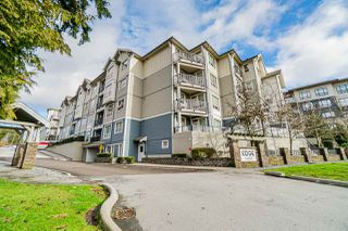 """Main Photo: 423 13897 FRASER Highway in Surrey: Whalley Condo for sale in """"The Edge"""" (North Surrey)  : MLS®# R2433851"""