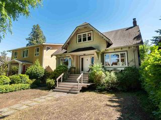 Main Photo: 2854 W 38TH Avenue in Vancouver: Kerrisdale House for sale (Vancouver West)  : MLS®# R2459415