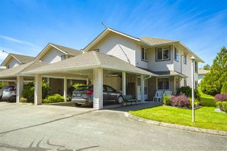 """Photo 1: 64 15020 66A Avenue in Surrey: East Newton Townhouse for sale in """"Sullivan Mews"""" : MLS®# R2465921"""