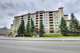 Photo 1: 204 2011 UNIVERSITY Drive NW in Calgary: University Heights Apartment for sale : MLS®# C4305670