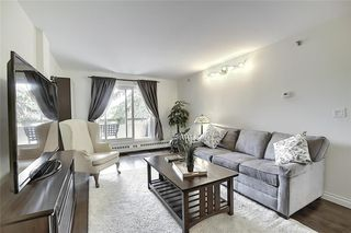 Photo 4: 204 2011 UNIVERSITY Drive NW in Calgary: University Heights Apartment for sale : MLS®# C4305670