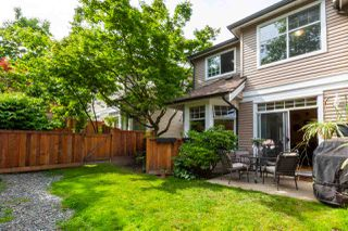 """Photo 20: 24 5950 OAKDALE Road in Burnaby: Oaklands Townhouse for sale in """"HEATHER CREST"""" (Burnaby South)  : MLS®# R2474867"""