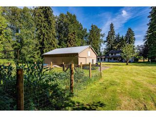 Photo 20: 25183 ROBERTSON Crescent in Langley: Salmon River House for sale : MLS®# R2477122