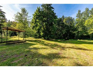 Photo 37: 25183 ROBERTSON Crescent in Langley: Salmon River House for sale : MLS®# R2477122
