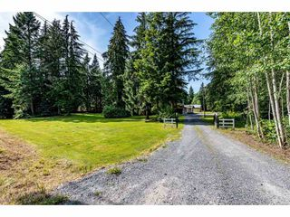 Photo 38: 25183 ROBERTSON Crescent in Langley: Salmon River House for sale : MLS®# R2477122