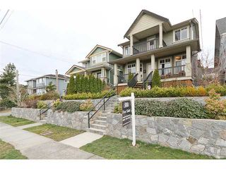 Photo 1: 1703 7th Avenue in New Westminster: Home for sale : MLS®# V876628