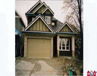 """Photo 1: 15031 34TH AV in Surrey: Morgan Creek House for sale in """"WEST ROSEMARY"""" (South Surrey White Rock)  : MLS®# F2525298"""